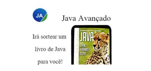 Livro Java em destaque