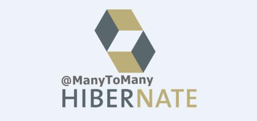Hibernate @ManyToMany
