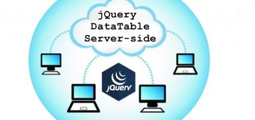DataTable jQuery Server-side em Java