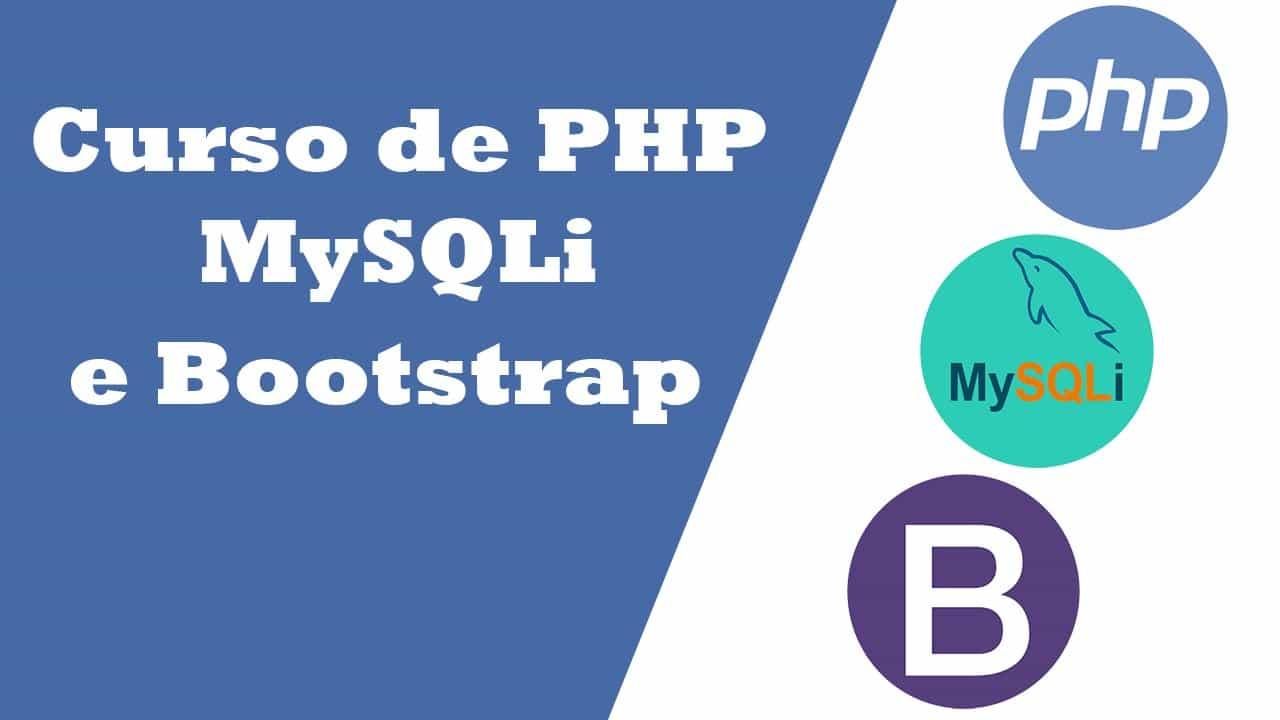 Php Mysqli e Bootstrap