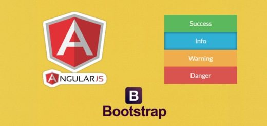 Bootstrap Notify com Angularjs