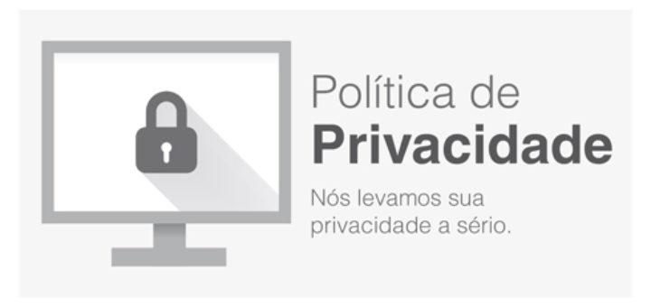 Politica de privacidade