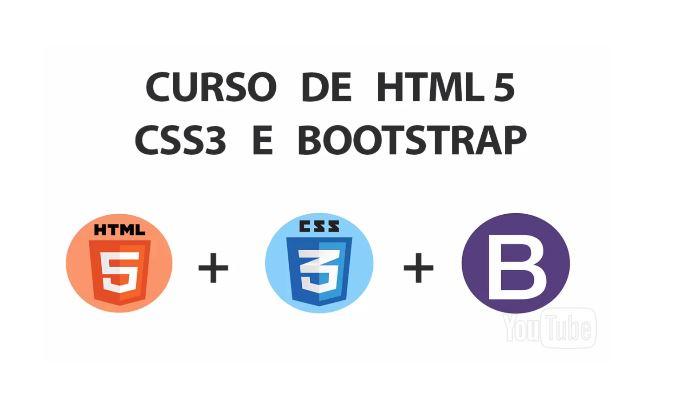Html Css e Bootstrap