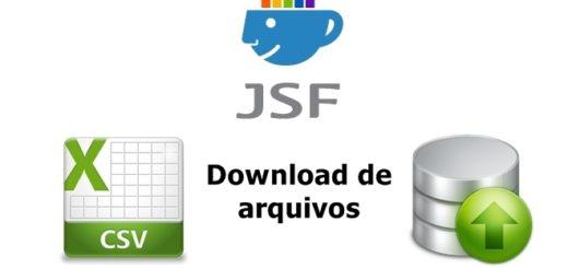 Download em JavaServer Faces