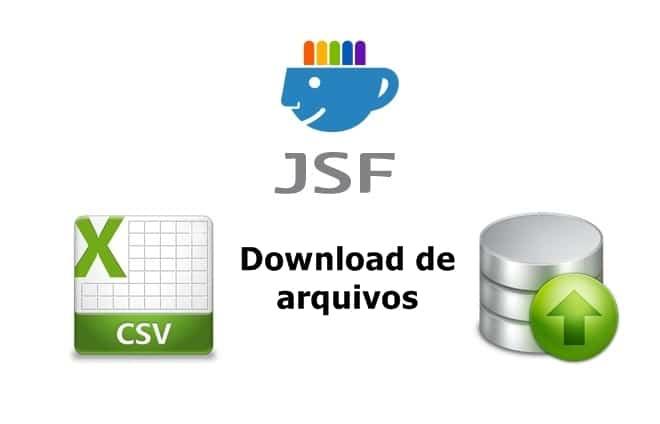 Download em JavaServer Faces ⋆ JDev Treinamento on-line