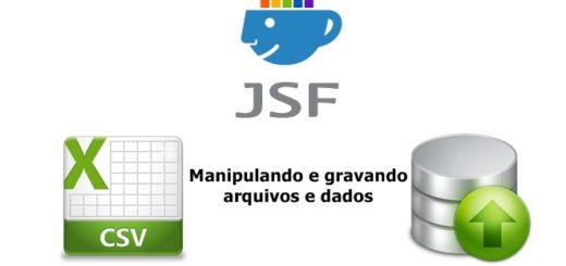 Lendo e gravando csv em jsf 2.2