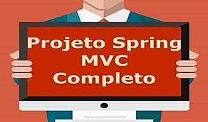 Código fonte Spring MVC e JSP