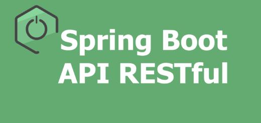 Spring Boot criando API RESTful