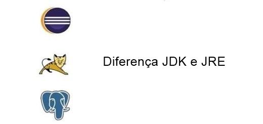 Diferença JRE e o JDK