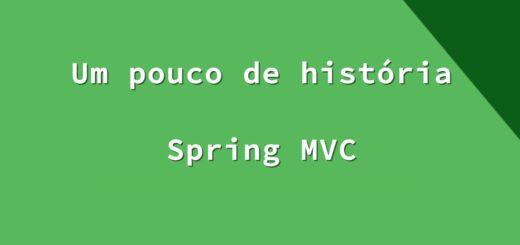 Frameworks MVC e o Spring