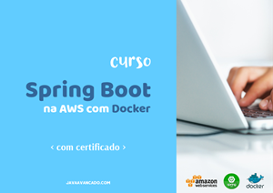 Spring Boot + Aws e Docker