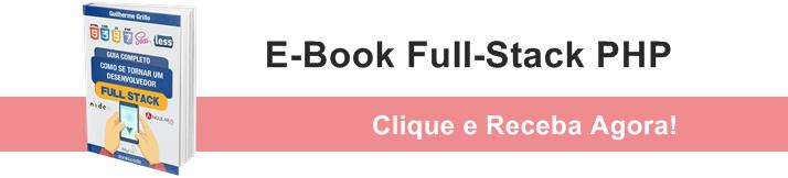 E-Book Dev. PHP Full-Stack