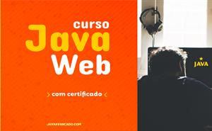 Formação Java Web Profissional - Cursos em Java