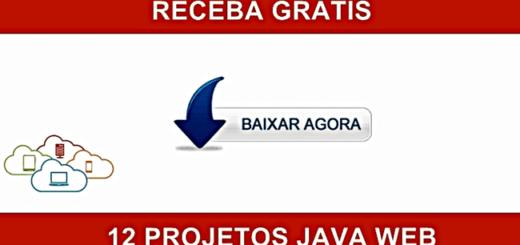 Projeto Java web - Pdf + download por webservice