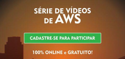 Série free e on-line de vídeos AWS