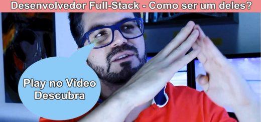 Desenvolvedor Full-Stack
