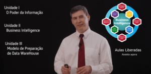 2 aulas de Business Intelligence pós-graduação EAD